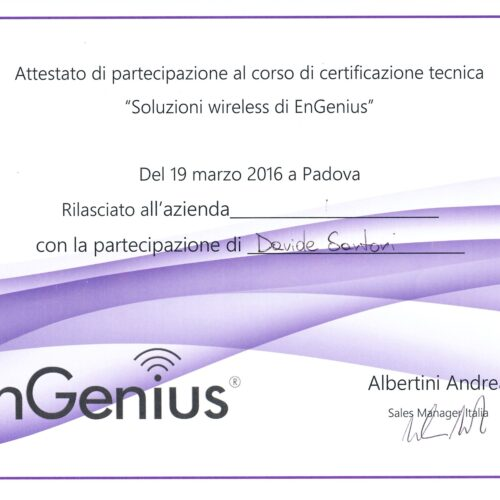 Engenius Soluzioni Wireless